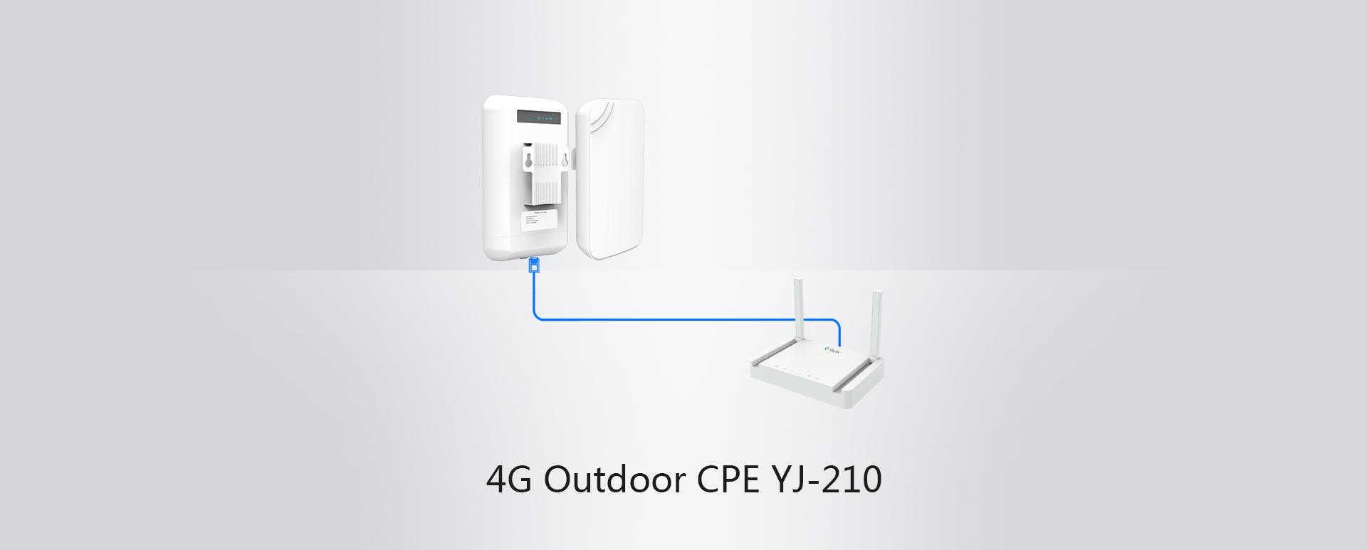 4G CPE YJ-210