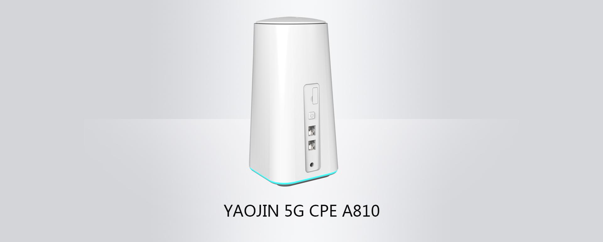 YAOJIN 5G CPE A810