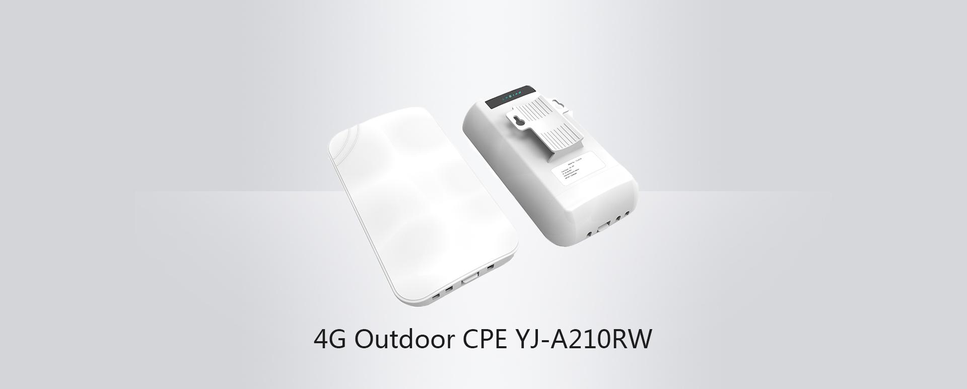 4G CPE YJ-A210RW
