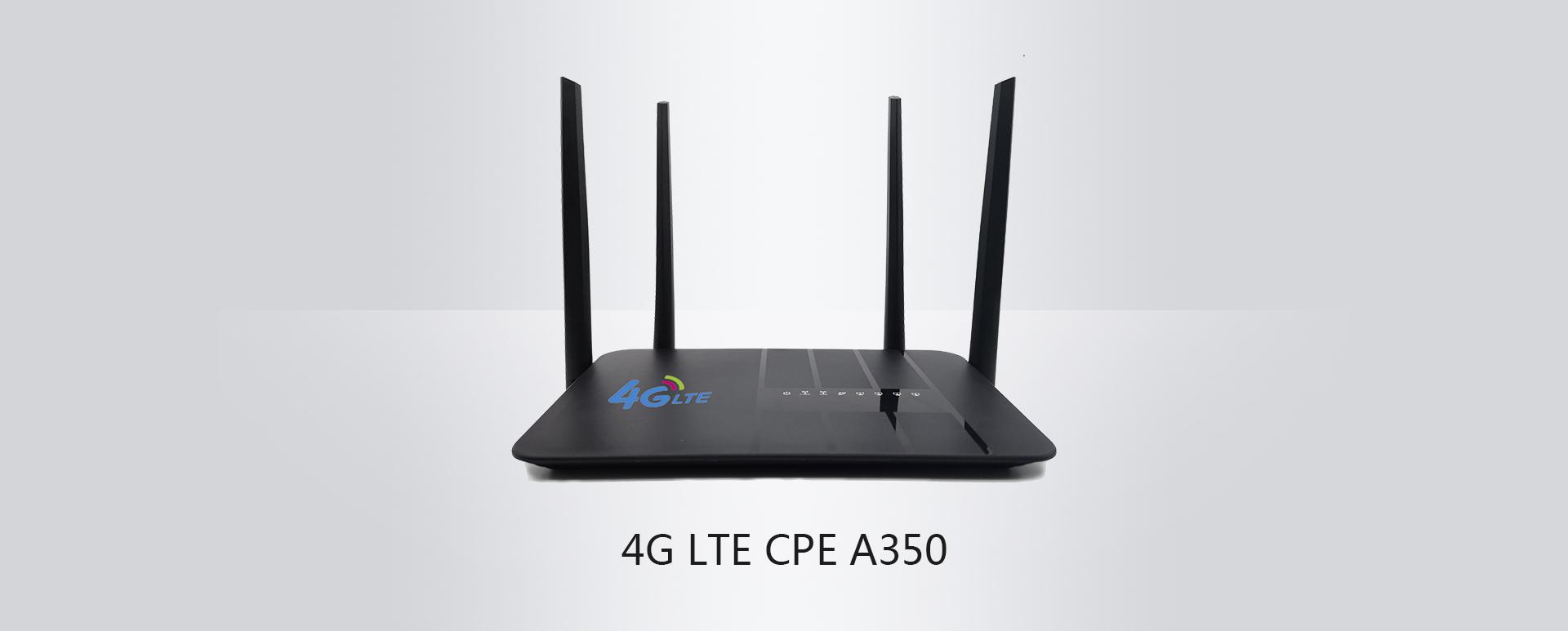4G LTE CPE A350