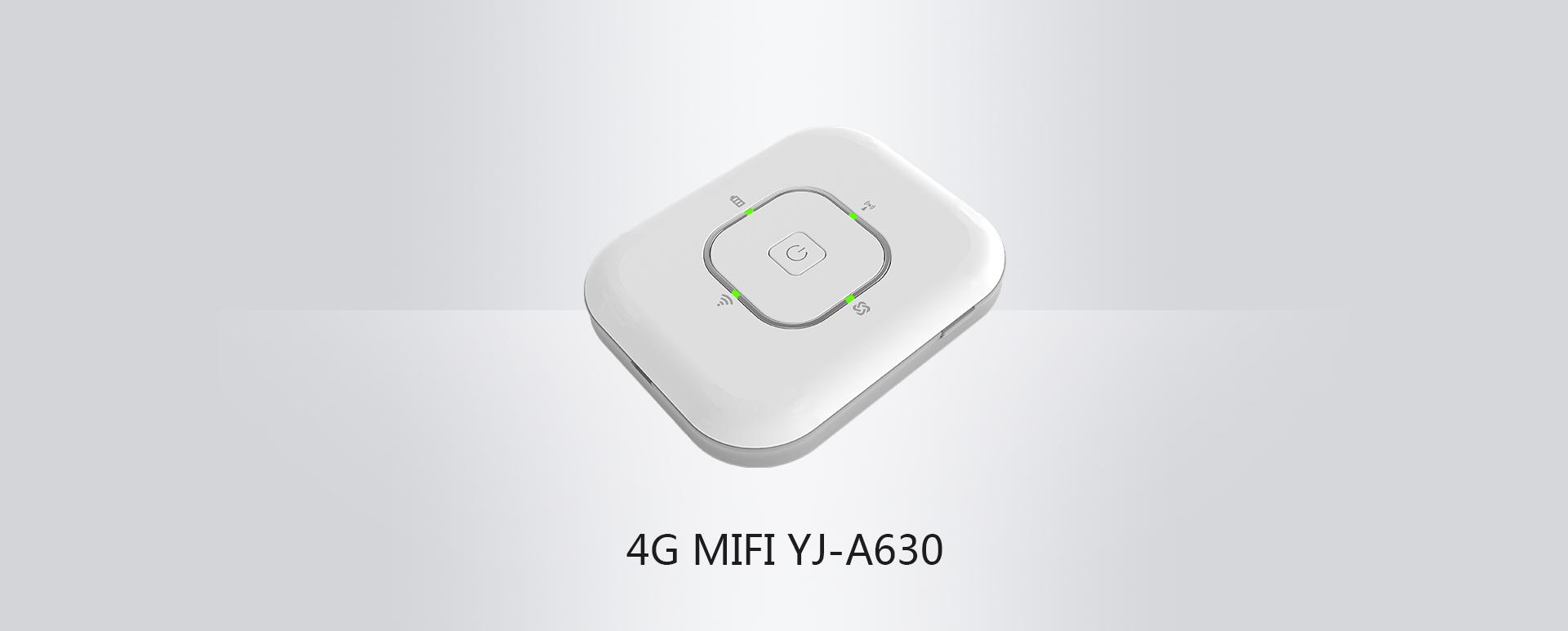 4G MIFI YJ-A650