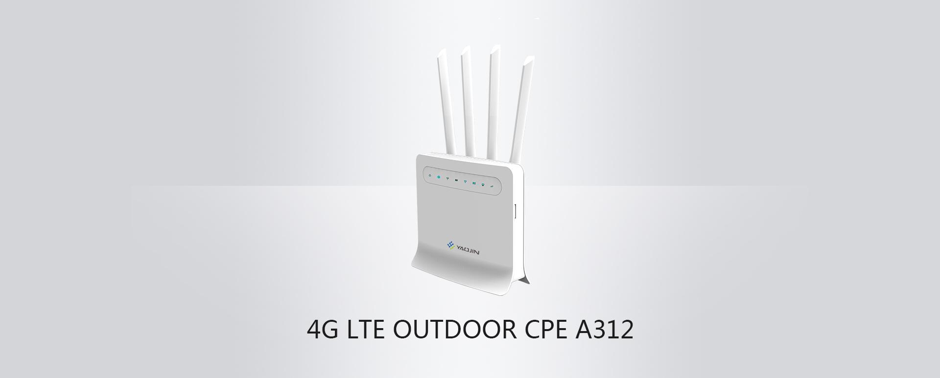 4G LTE CPE A312